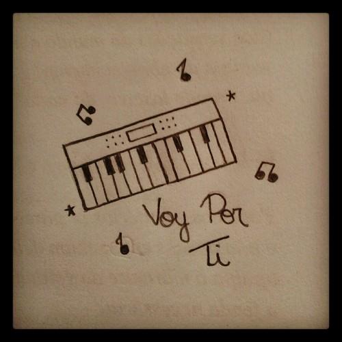 《音乐情人梦》 Voy Por Ti