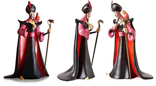 Walt ডিজনি Figurines - Jafar & Iago