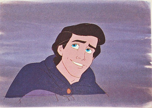 Walt डिज़्नी Production Cels - Prince Eric