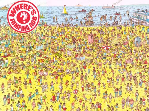Where's Robert?