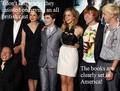 Why would they have an all British cast? - harry-potter-vs-twilight fan art