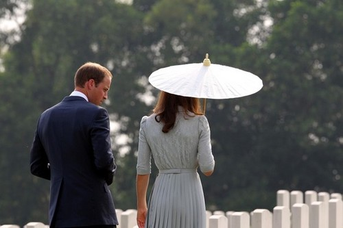 Will and Kate Visit Malaysia