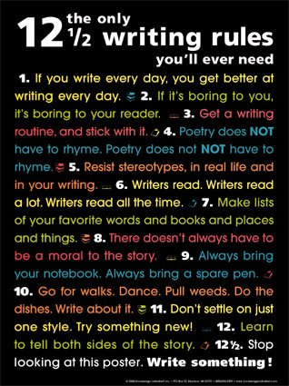 Writing Rules!