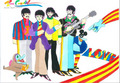 Yellow Submarine &lt;333 - jenjen_bunny fan art