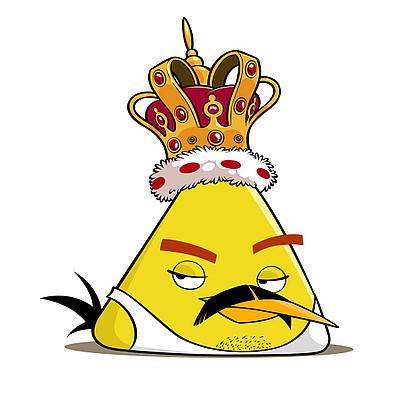Yellow bird the ruler