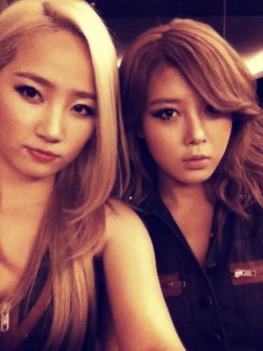 Yenny & Yubin