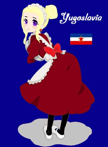 Yugoslavia/Ljubica Gavrilovic