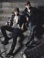 Yunho and Changmin <3