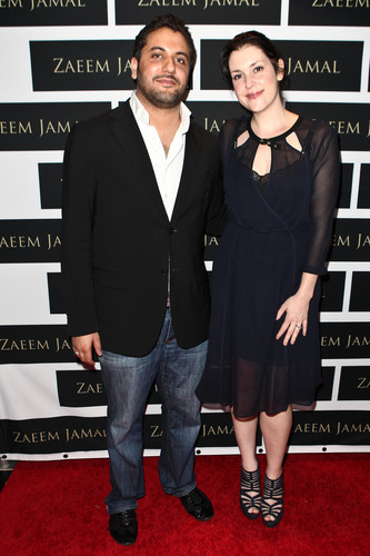 Zaeem Jamal boutique launch