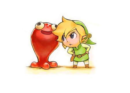 Cute Link Zelda The legend of zelda images zelda pic wallpaper and ...