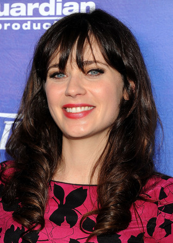 Zooey at Emmy Pre-Party