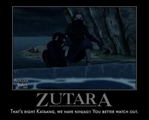 Zutara Ninjas!