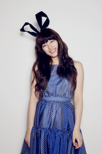 DARA 2NE1 wallpaper probably with a cocktail dress titled bae suzy miss A