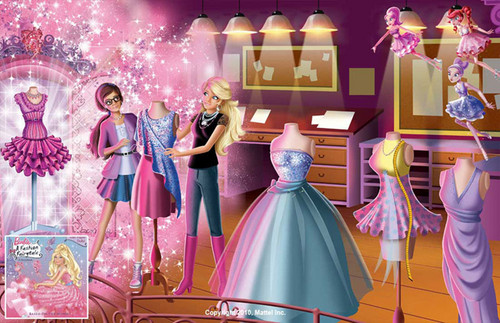 barbie FF