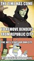 benders - avatar-the-legend-of-korra photo