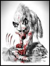 lobo apaixonados place wallpaper entitled blood lobo