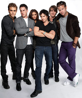 castinqq. . . - the-vampire-diaries Photo