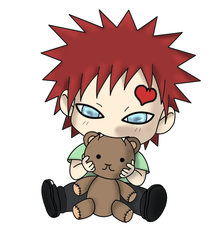 Gaara, My One And Only Images Chibi Gaara HD Wallpaper And