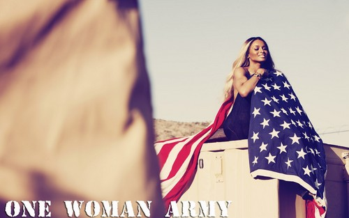 ciara one woman army