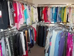 cloths lots of clothes