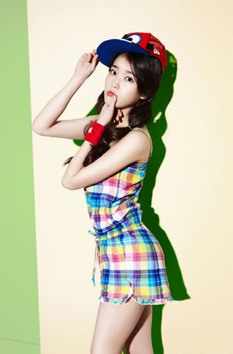 DARA 2NE1 Hintergrund called cute IU lee ji eun