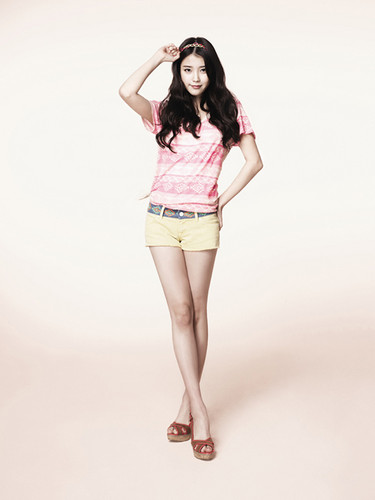 DARA 2NE1 wallpaper called cute IU lee ji eun
