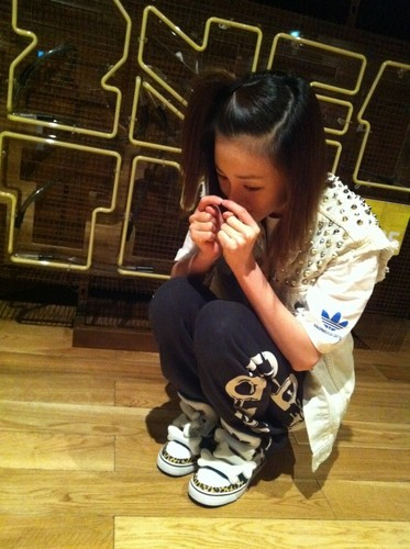 dara 2ne1 cute act