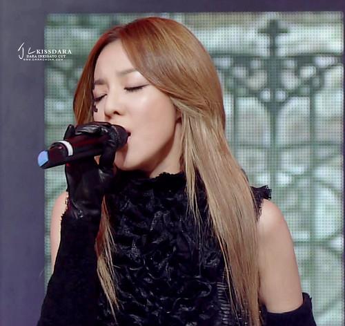 dara 2NE1 it hurts performance 1