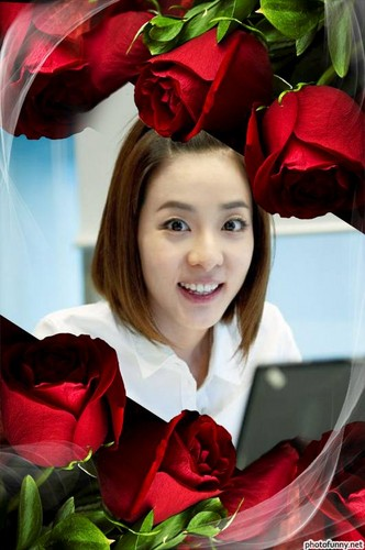 dara 2NE1 like rose