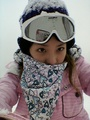 dara 2NE1 sciare, sci