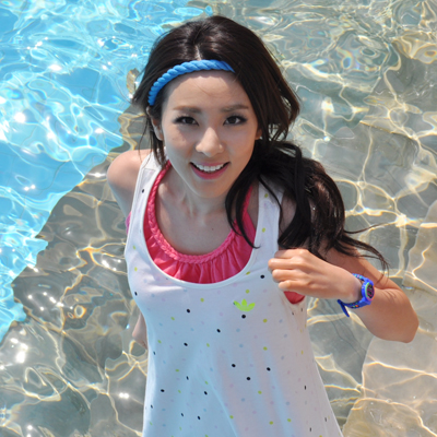 dara 2ne1 the beach beauty DARA 2NE1 Photo (32224906) Fanpop