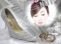 dara 2ne1 white wedding - dara-2ne1 fan art