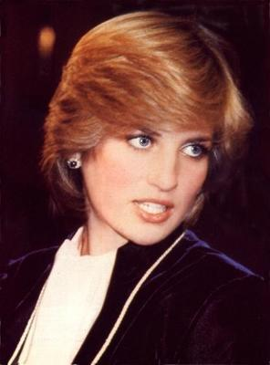 Princess Diana achtergrond with a portrait titled diana