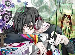 anime animal guys wallpaper with anime called emo music