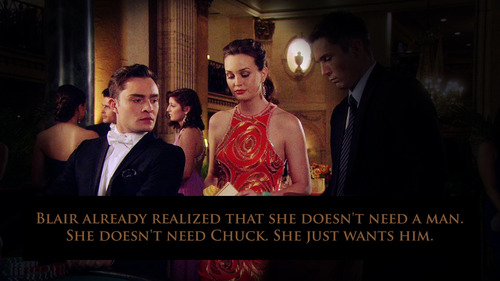 Blair & Chuck wallpaper entitled gossip girl confessions