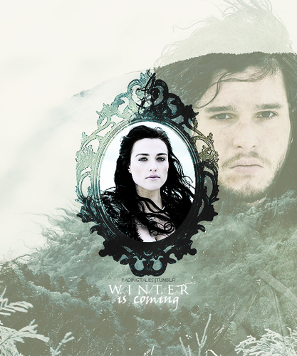 Game of Thrones Genderswap | Katie McGrath as Jon Snow