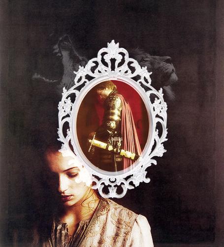 Sansa Stark & Jaime Lannister