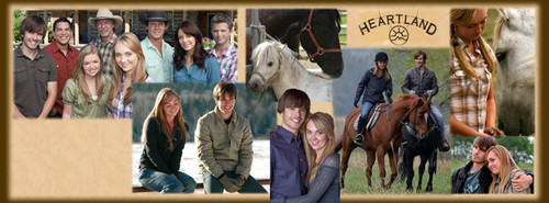 Heartland 壁紙 possibly containing an abattoir called heartland フェイスブック timeline cover banner