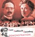 karl liebknecht and Rosa Luxemburg