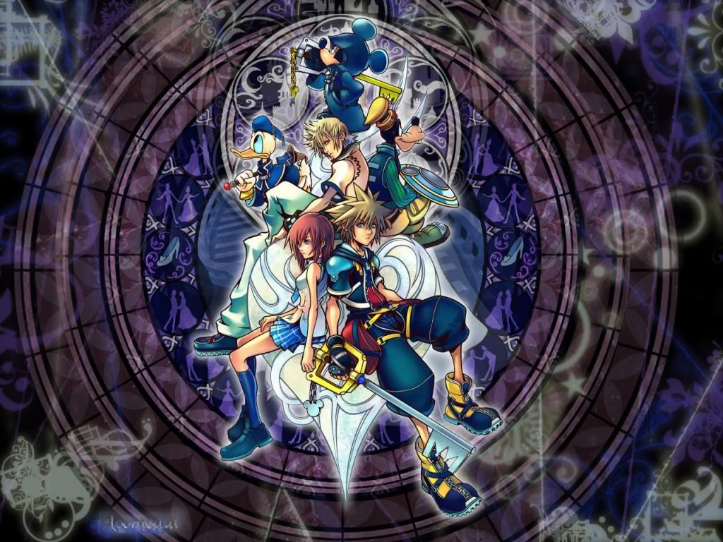 kingdom hearts images - photo #16