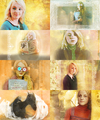 luna lovegood + yellow - luna-lovegood fan art