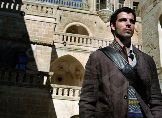 Mehmet Akif Alakurt in California