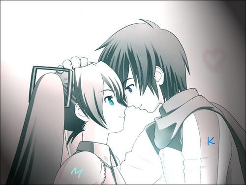 miku and kaito 2