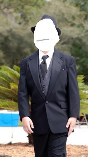 The Slender Man wallpaper with a business suit, a suit, and a three piece suit entitled my friend turned into to slender man from over addiction to slender