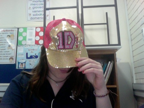 my new hat!!