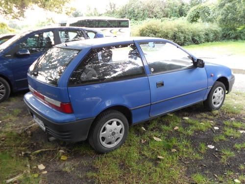 my old car named herbie....