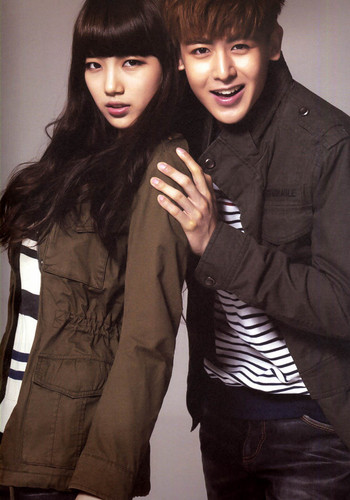 nickhun with suzy