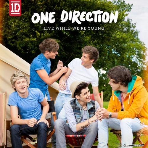 one direction,While We're Young 2012