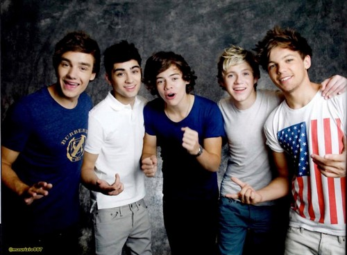 One Direction achtergrond entitled one direction,fhotoshoot 2012