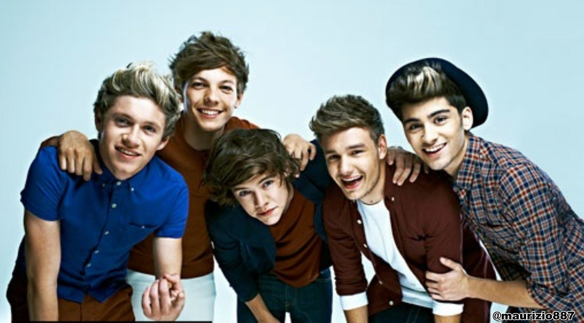 One Direction One Direction  Photoshoot 2012